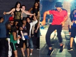 Photo : Anushka, Hrithik Rehearse For IPL in Kolkata