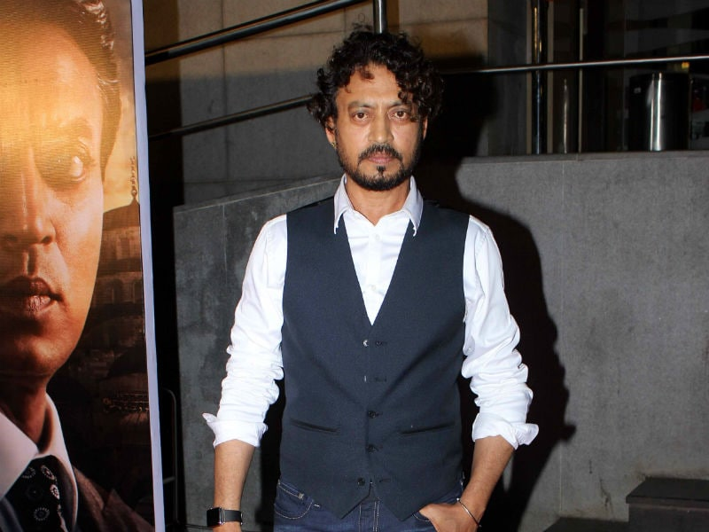 Irrfan Khan's Inferno Premiere Catches Bollywood's Attention
