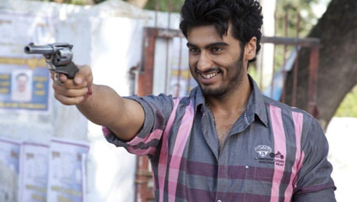 Stills: Arjun Kapoor, Parineeti Chopra in Ishaqzaade