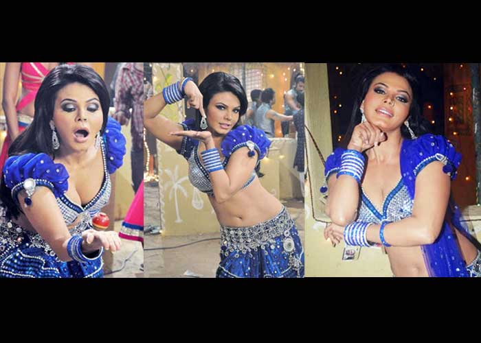 Rakhi Sawant sizzles in new item number Lattoo