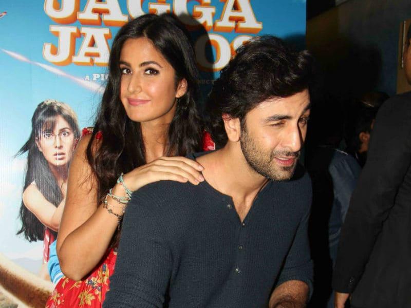 Ranbir And Katrina All Set For A Fun-Filled Adventure