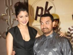 Photo : PK and Jaggu Throw Earthlings a Party to Remember