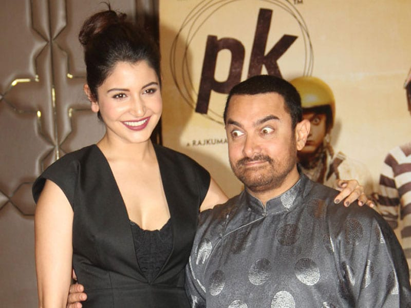 PK and Jaggu Throw Earthlings a Party to Remember