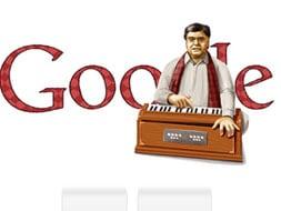 Photo : Google pays tribute to Jagjit Singh