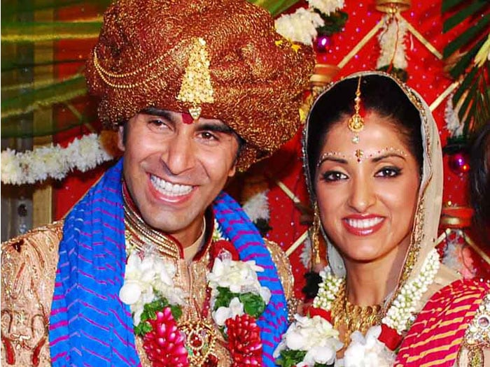 Jesse, Sandip tie the knot