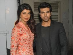 Photo : Priyanka, Ram Bade Acche Lagte Hain