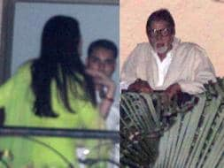 Photo : A glimpse of the Bachchans' Karva Chauth