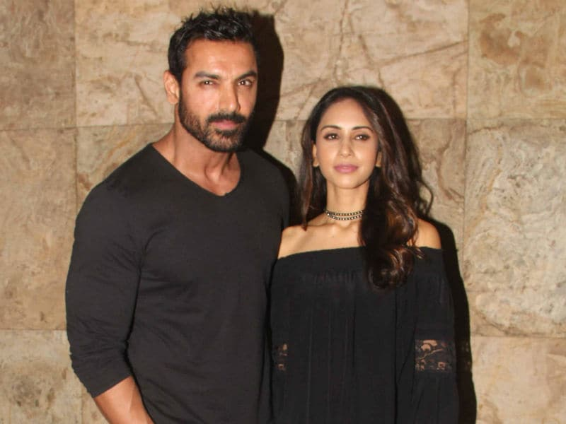 Oh, Hello. John Abraham's Wife Priya Makes Rare Appearance For Dishoom