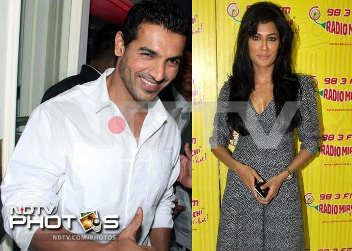 John, Chitrangada on the move