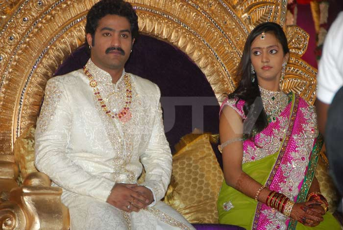 A-listers at Jr. NTR's wedding