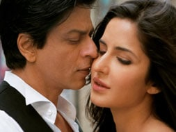 Photo : Stills: SRK, Kat in Jab Tak Hai Jaan