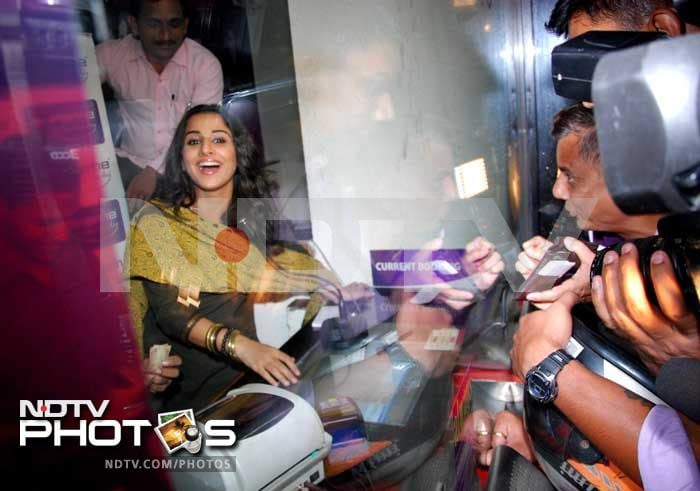 Vidya's innovative promotion of <I>Kahaani</i>