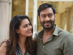Photo : Just Can't Get Enough Of Kajol And Ajay Devgn
