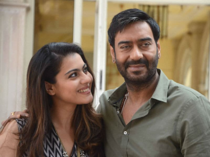 Just Can't Get Enough Of Kajol And Ajay Devgn