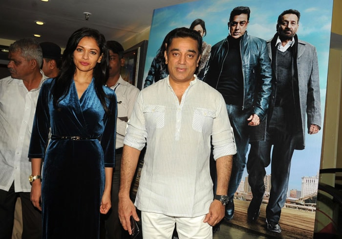 Kamal, Pooja: don't stop believing