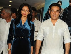 Photo : Kamal, Pooja: don't stop believing