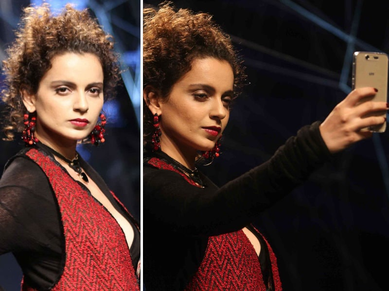 Kangana Ranaut Rules As Queen Of The Ramp