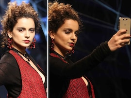 Kangana Ranaut Rules As <i>Queen</i> Of The Ramp