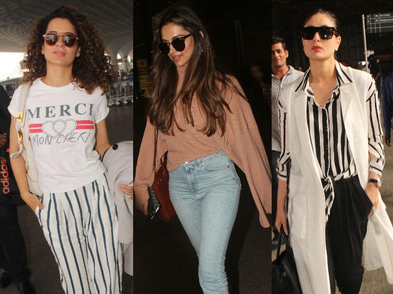 Kangana, Deepika, Kareena Homeward Bound For Diwali