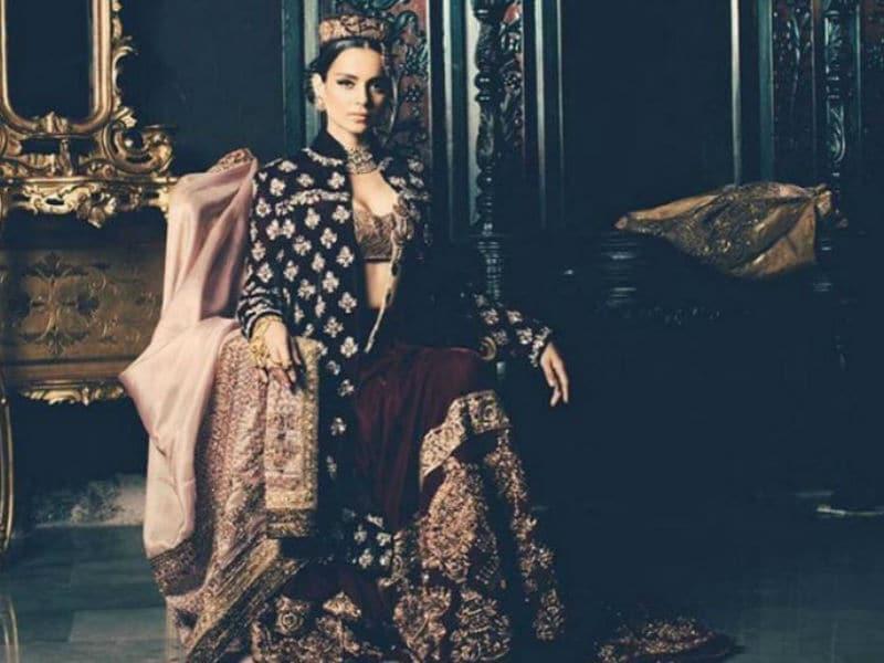 Kangana Ranaut, the Queen of Panache