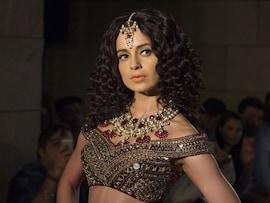 Kangana Ranaut Makes For a Stunning Bride at Couture Week