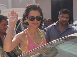 Kangana, Tabu's <i>Fitoor</i> for Fashion; Pooja, Rahul's Evening of <i>Aashiqui</i>