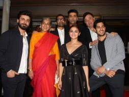 Photo : One Raees Party With Kapoor And Sons