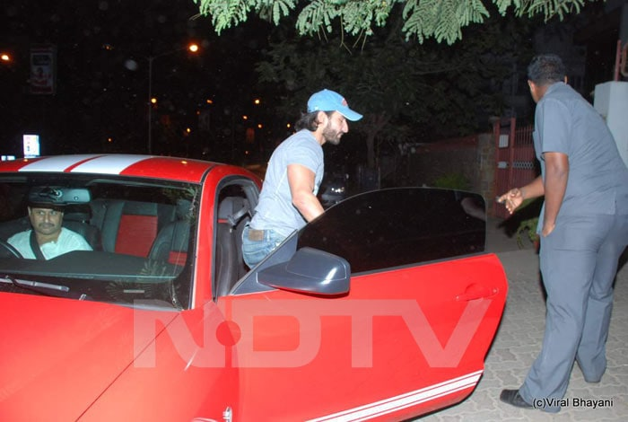 Exclusive stills: Karan Johar's birthday bash