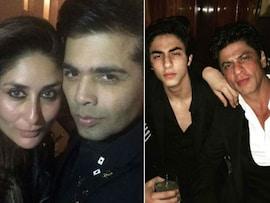 Karan Johar <i>Rock(s) The Party</i> in London With Shah Rukh, Kareena