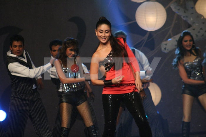 Kareena Kapoor performs at the Greenathon