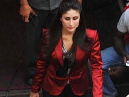 Photo : On the sets: Kareena shoots for Heroine