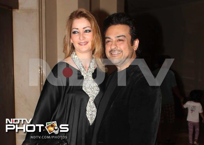 Meet Adnan Sami's wife