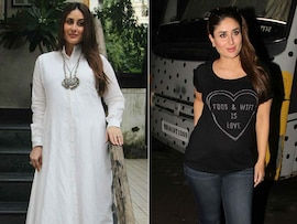Mom-To-Be Kareena Kapoor's Fashion Choices Pack A Punch
