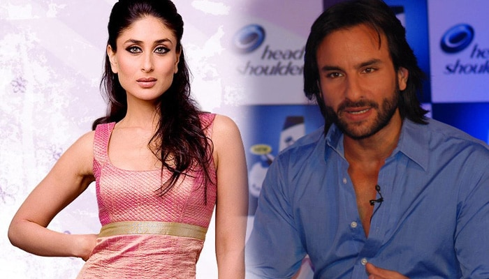 Marriage isn't on cards: Kareena, Saif