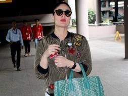 Photo : Kareena Kapoor Headlines Kala Chashma Squad At Airport