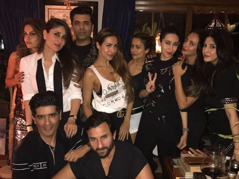Kareena Kapoor's Grand Birthday Celebrations