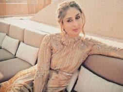 Photo : Pure Gold: All That Glitters is Kareena