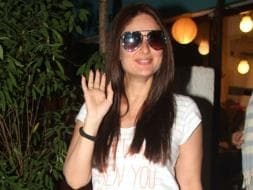 Photo : Mom-To-Be Kareena Kapoor Khan's Casual Day Out