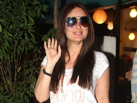 Mom-To-Be Kareena Kapoor Khan's Casual Day Out