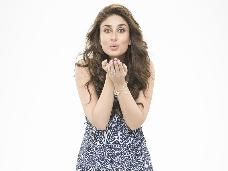 Kareena Kapoor's Unseen Photoshoot From When She Was Pregnant