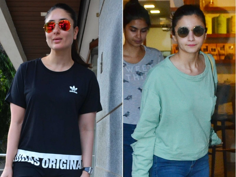 All Play And No Work For Kareena, Alia, Kangana