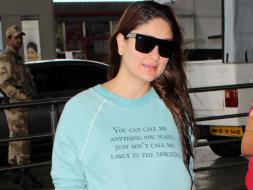 Photo : Kareena Kapoor's Not A Morning Person. You've Been Warned