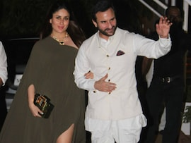 The Spotlight Followed Mom-To-Be Kareena At Kapoors Gathering