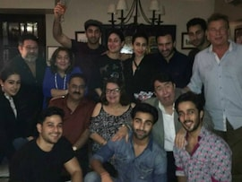 At Kareena's Birthday Party, A Rare Appearance By Karan Kapoor