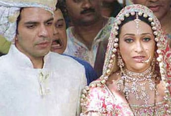Leaked: Karisma Kapoor's wedding video -Part 1