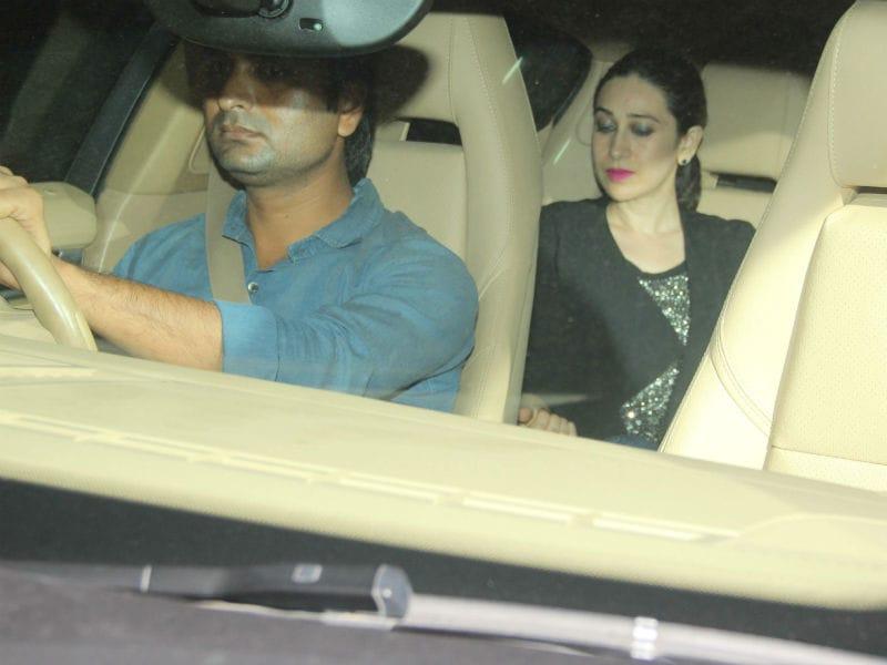 Karisma Kapoor's Busy Sunday With Rumoured Boyfriend