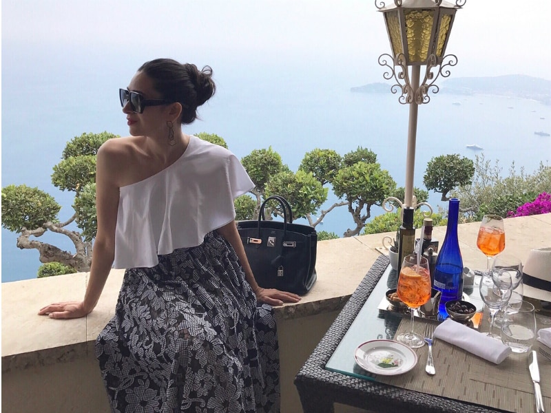 Inside Karisma Kapoor's French Vacation