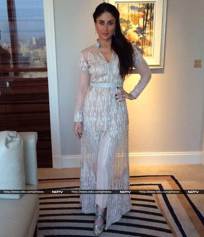 Kareena Is Picture Perfect In Pakistani Designer S