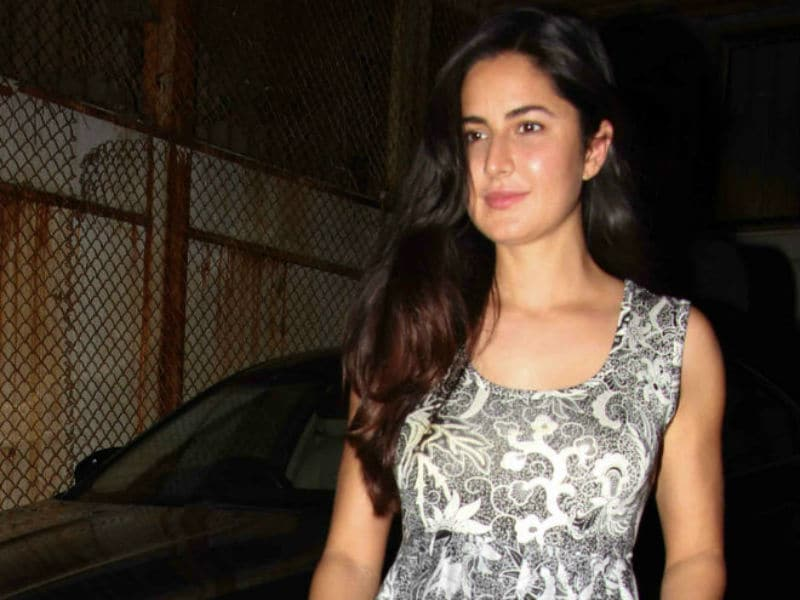 Katrina Kaif And Ranveer Singh Catch Up At Zoya Akhtar's Residence