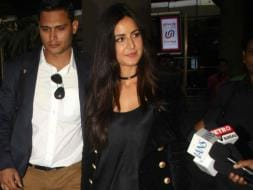 Photo : Katrina Kaif Pulls Off An All-Black Look Like A Boss